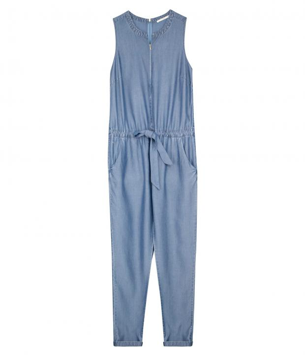 LANIUS Denim Jumpsuit 34