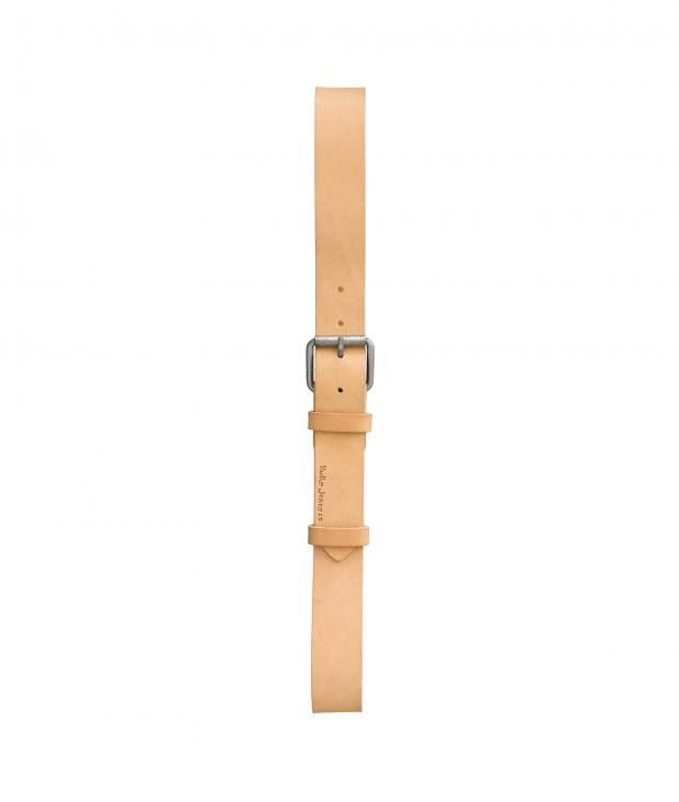 Pedersson Leather Belt black from Glore