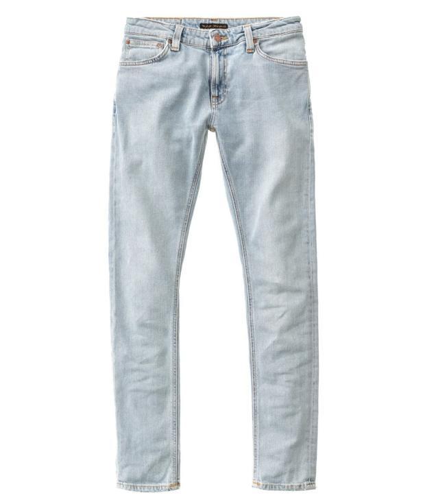 Nudie Jeans Skinny Lin Summer Breeze 30/34 Summ...