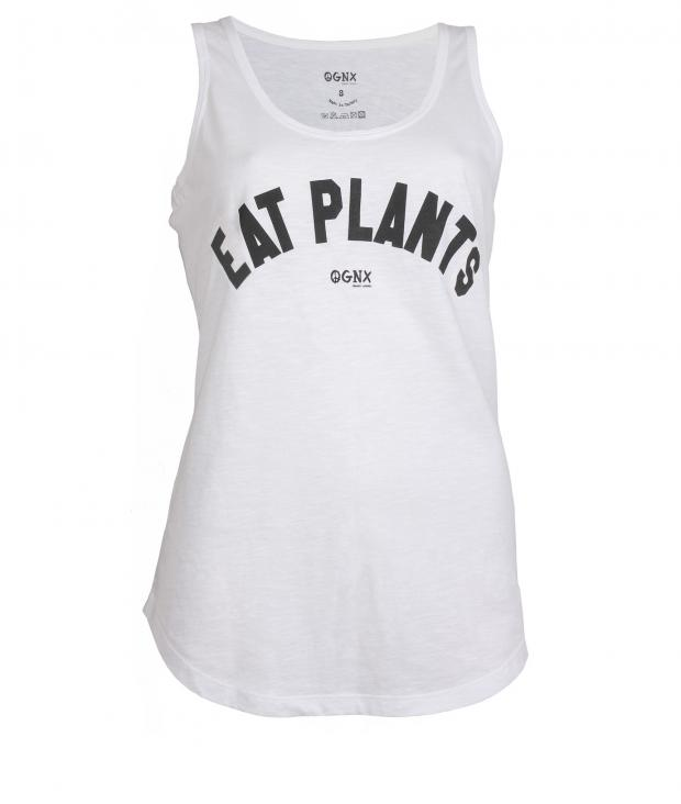 Yoga Tank Eat Plants from Glore