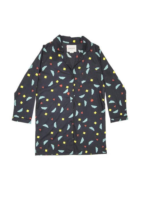 Calder Long Shirt blue total ecplise from Glore