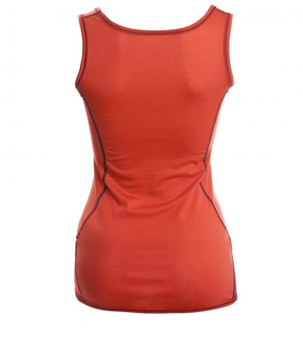Tank Top Women spicy/tango red from Glore