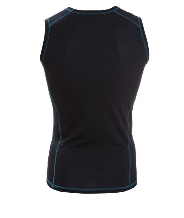 Tank Top Men silver stone from Glore