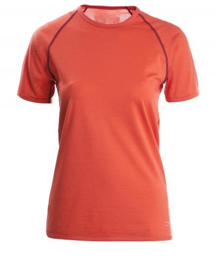 ENGEL SPORTS Shirt regular kurzarm Women spicy | XL