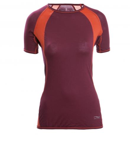 ENGEL SPORTS Shirt kurzarm Women tango red/spicy | M
