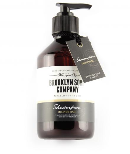 Brooklyn Soap Company Shampoo Light Hair