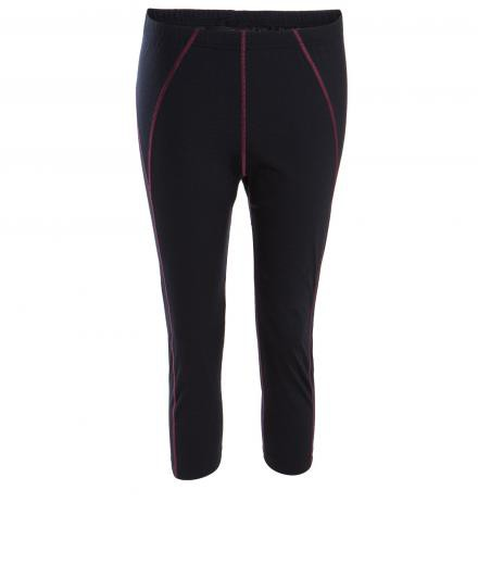 ENGEL SPORTS Leggings 3/4 Women black | M