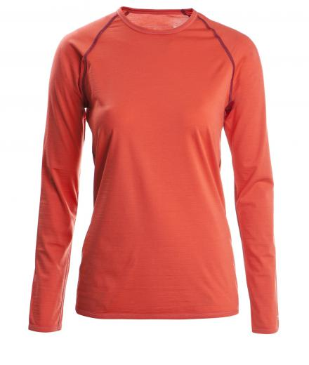 ENGEL SPORTS Shirt regular langarm Women spicy