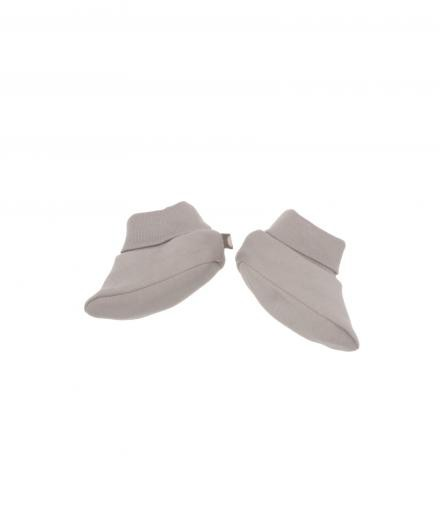 Oeuf Booties light-grey