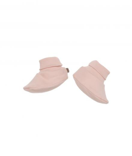 Oeuf Booties pink