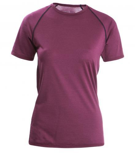 ENGEL SPORTS Shirt regular kurzarm Women tango red | S