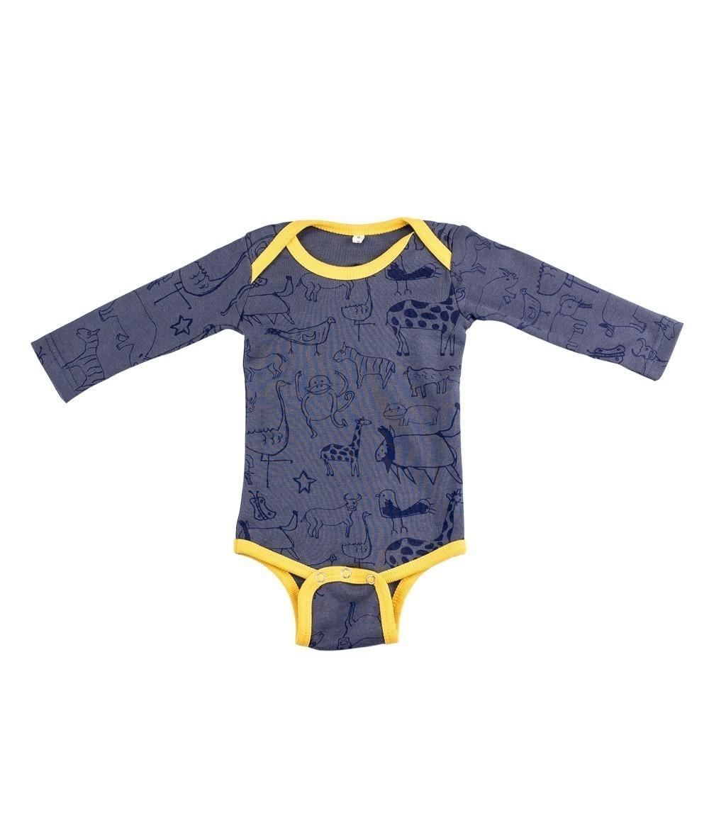 Kipepeo Karibu Duniani Baby Body Lang Bodys Einteiler Bio