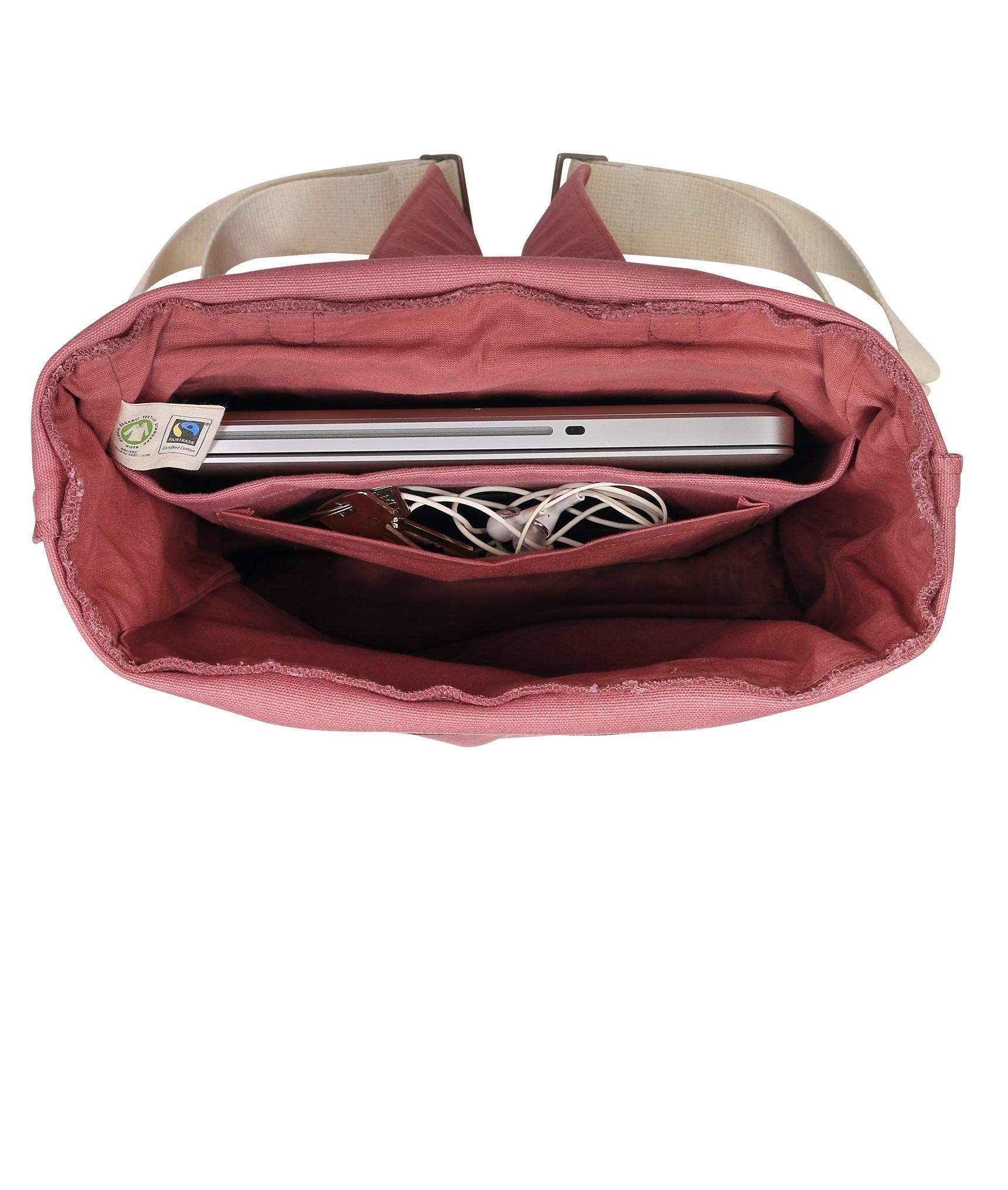 cb5f31c948ba3 MELAWEAR Backpack Ansvar red • Taschen   Rucksäcke Faire Taschen    Rucksäcke bei glore kaufen • glore