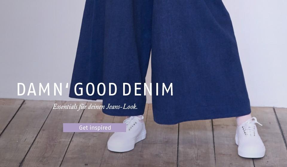 Essentials für deinen Jeans-Look!