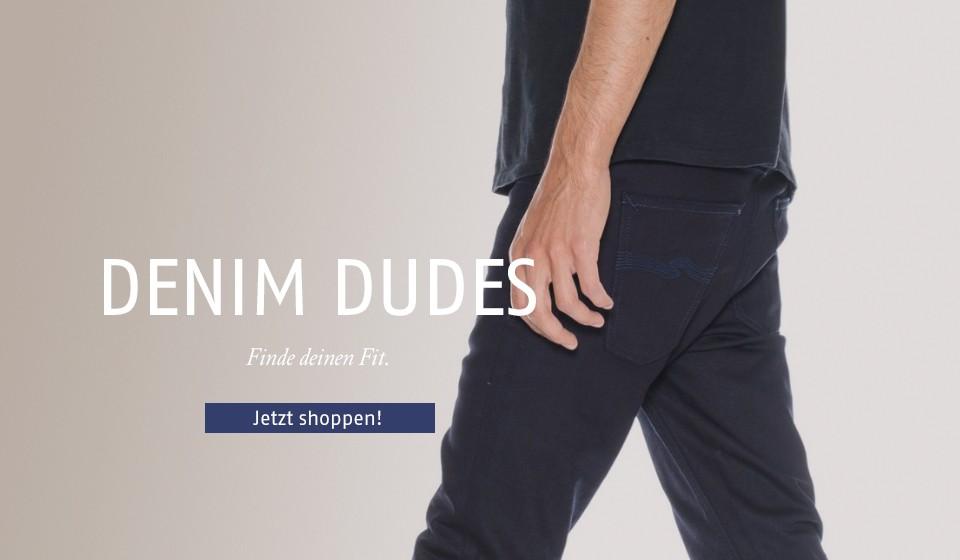 Finde deinen Jeans-Fit!