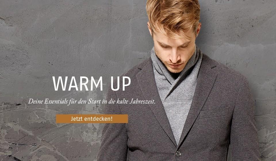 Warme Klamotten für den Winter