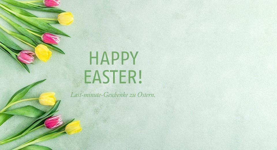 Last-Minute-Geschenke zu Ostern