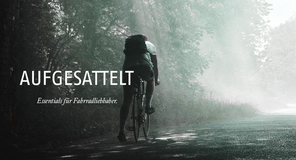 Essentials für Fahrradliebhaber