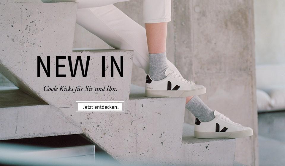 Neue Sneaker von VEJA