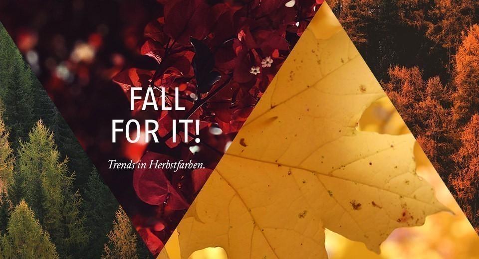 Trends in Herbstfarben