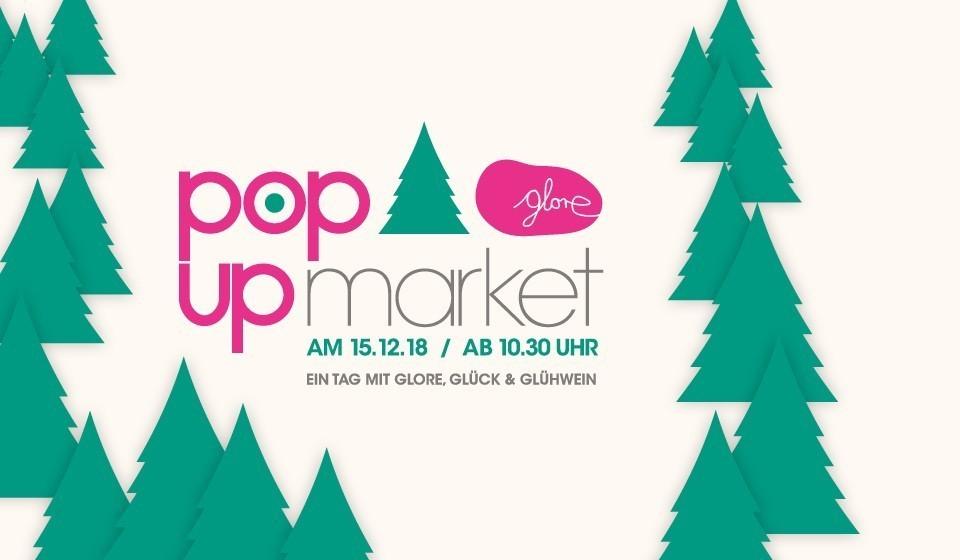 Popup Market am 15.12.18