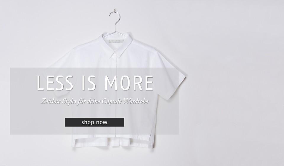 Zeitlose Styles für deine Capsule Wardrobe