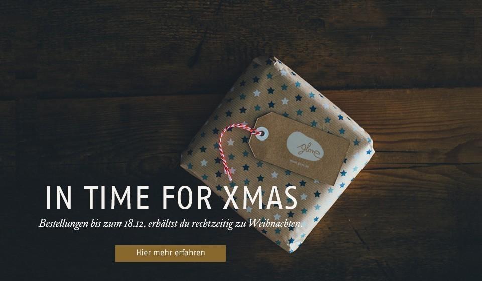 Letzte Bestellung für Heiligabend