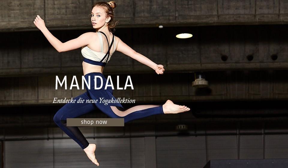 Entdecke die neue Yogakollektion
