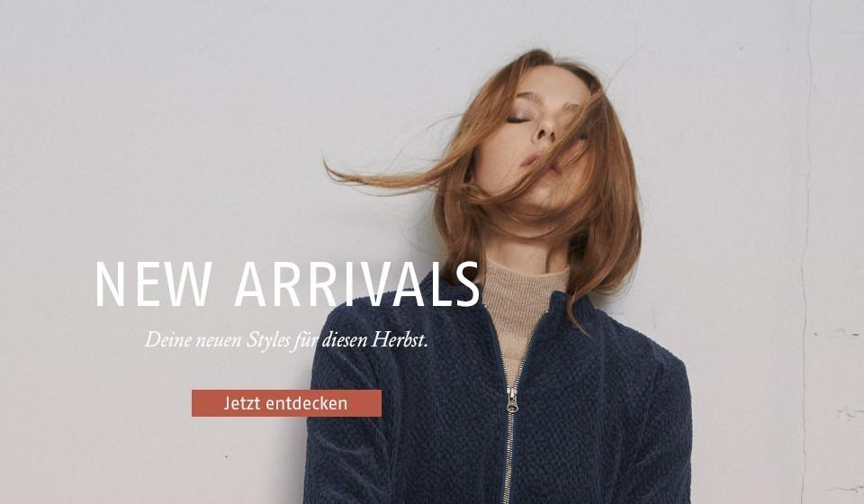 Neue Styles für deinen Herbst.