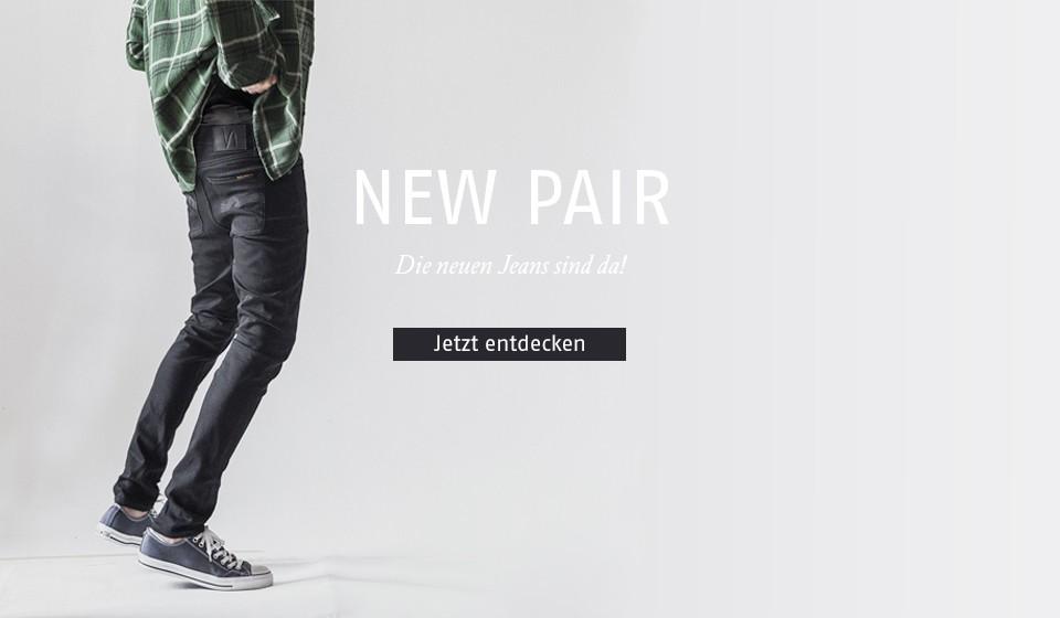 Die neuen Jeans sind da