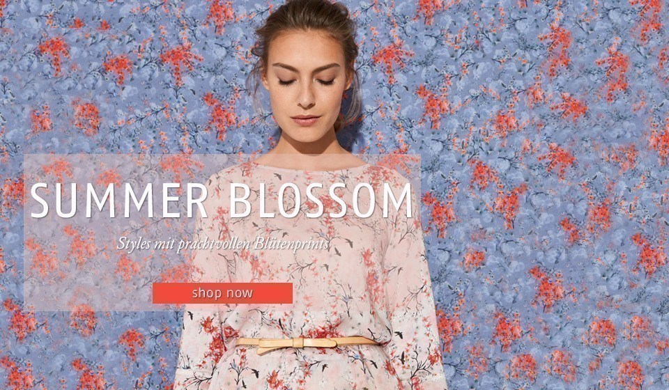 Sommerliche Floral Prints