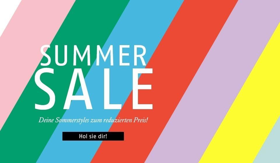 Deine Sommerstyles zum reduzierten Preis!