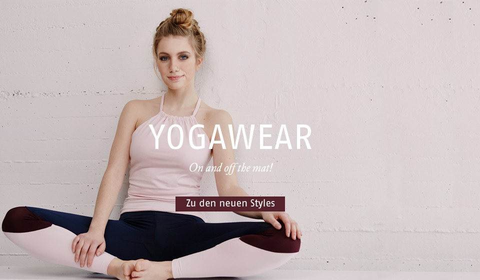 on and off the Yogamat