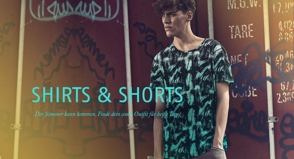 Faire Shirts & Shorts