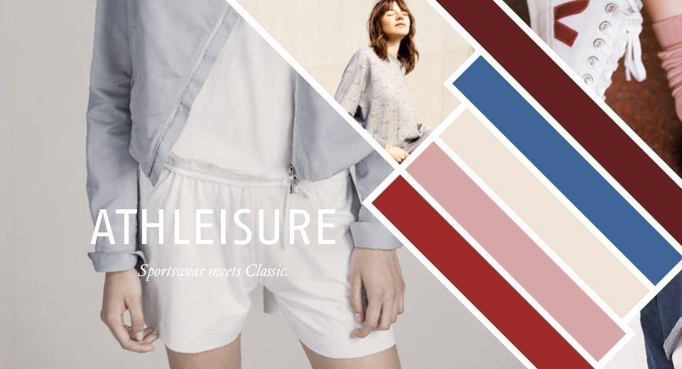 Sportswear meets Classic