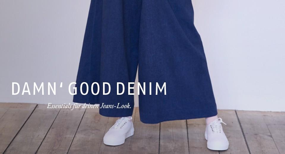 Essentials für deinen Jeans-Look