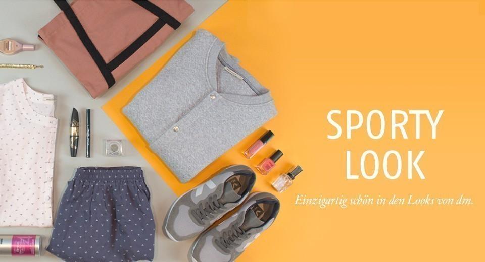 Sportliche Öko Mode von dm