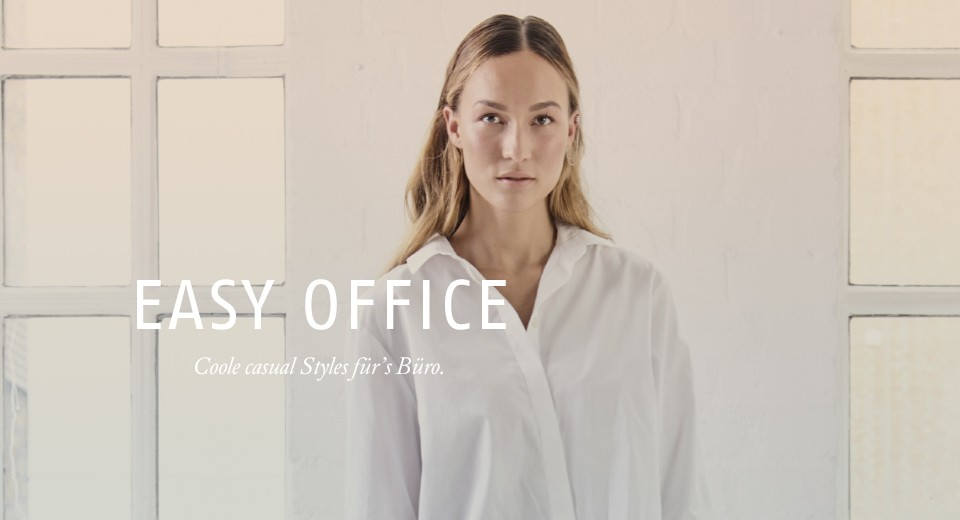 Coole casual Styles für's Büro.