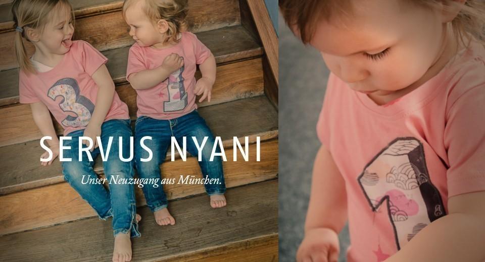 Fesche Eco-Mode für Babys und Kids!