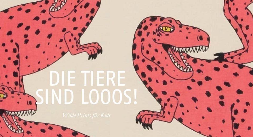 Wilde Prints für Kids