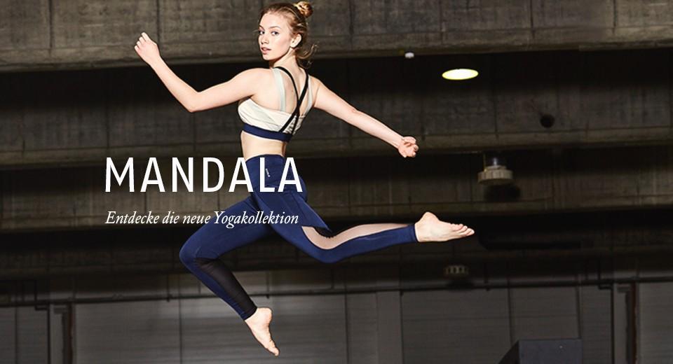Neue Yogawear für deine Praxis