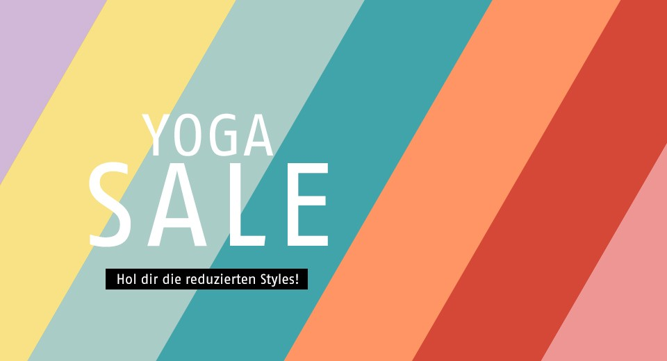 Yoga Sale