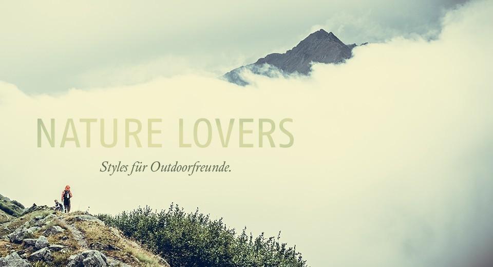 Styles für Outdoorfreunde