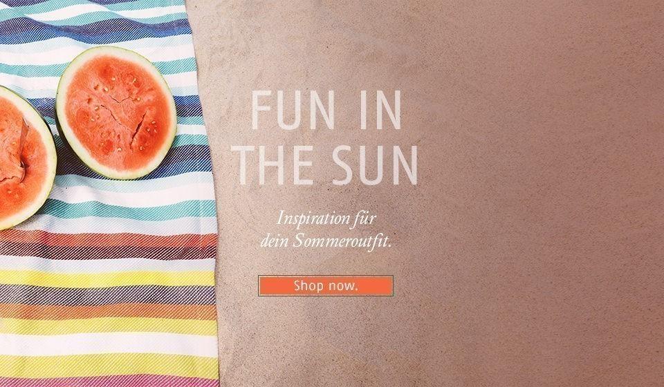 Inspiration für dein Sommeroutfit