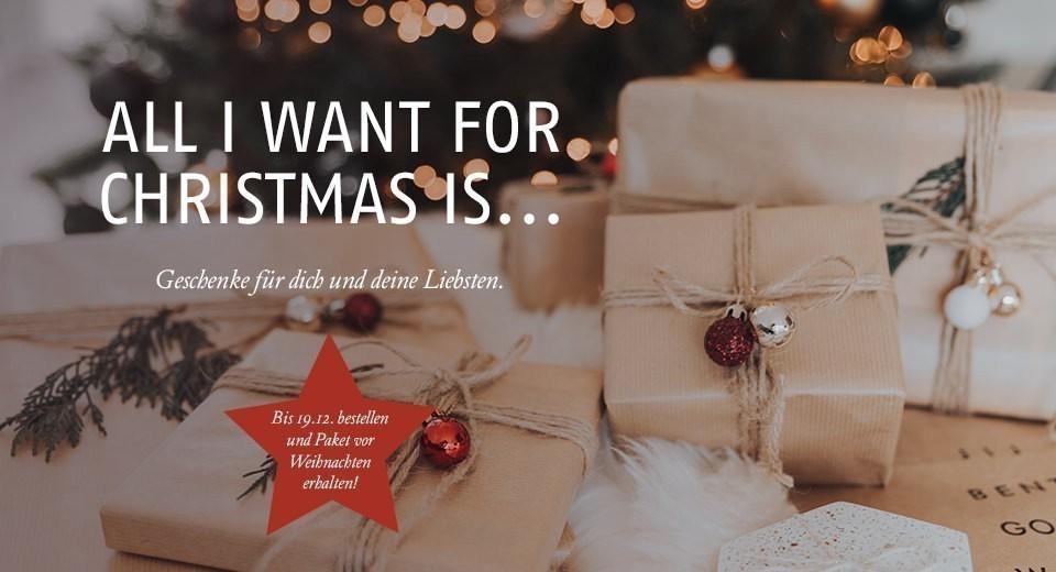 Geschenke für dich und deine Liebsten
