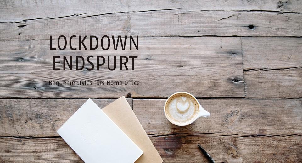 Bequeme Styles fürs Home Office