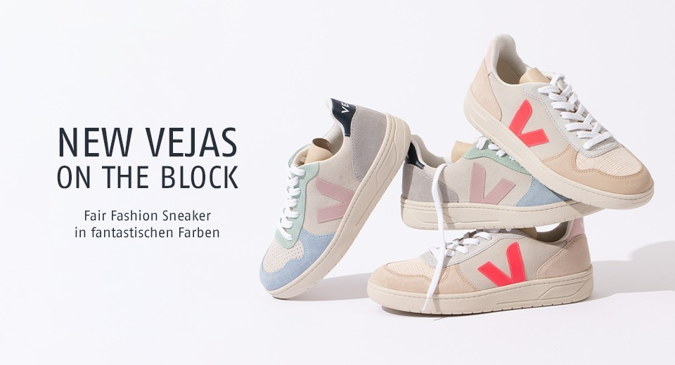 Fair Fashion Sneaker in fantastischen Farben