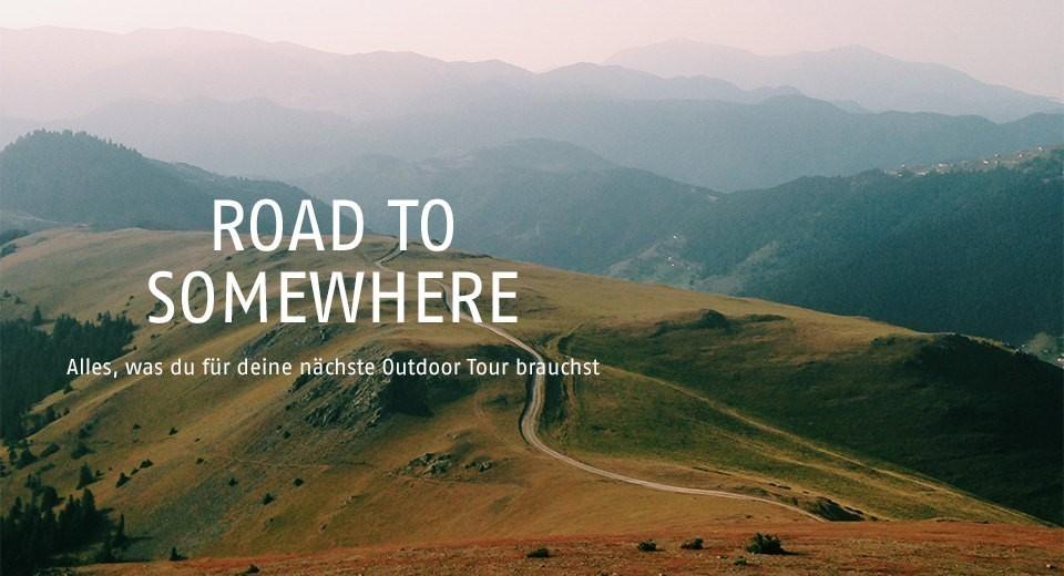 Alles, was du für deine nächste Outdoor Tour brauchst