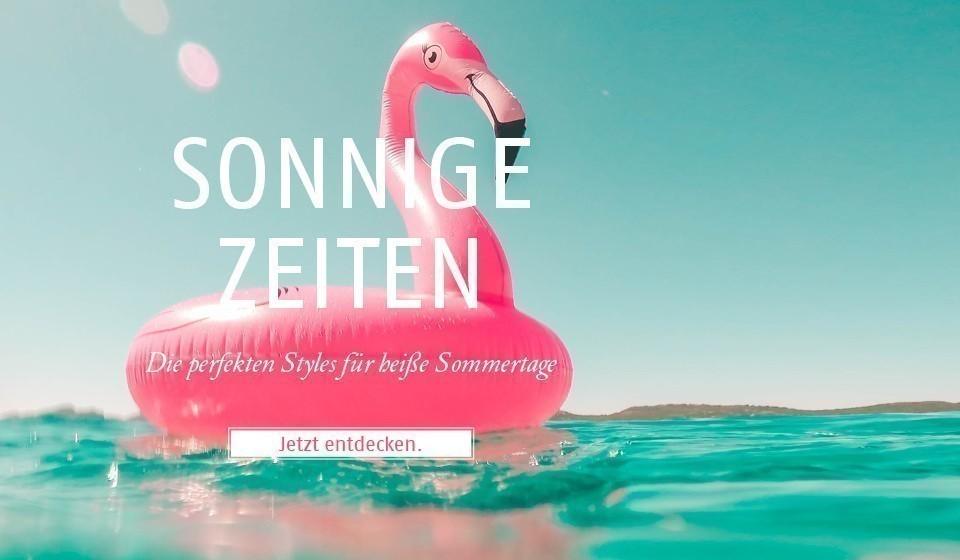 Styles für heiße Sommertage