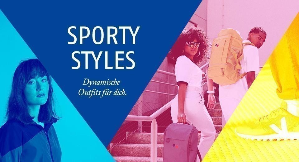 Dynamische Outfits für dich